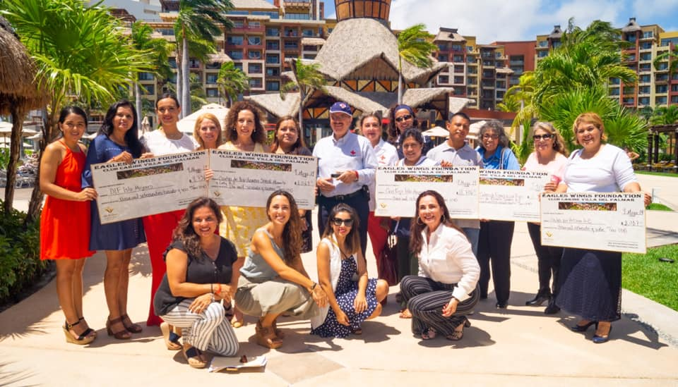 2019 grants Cancun